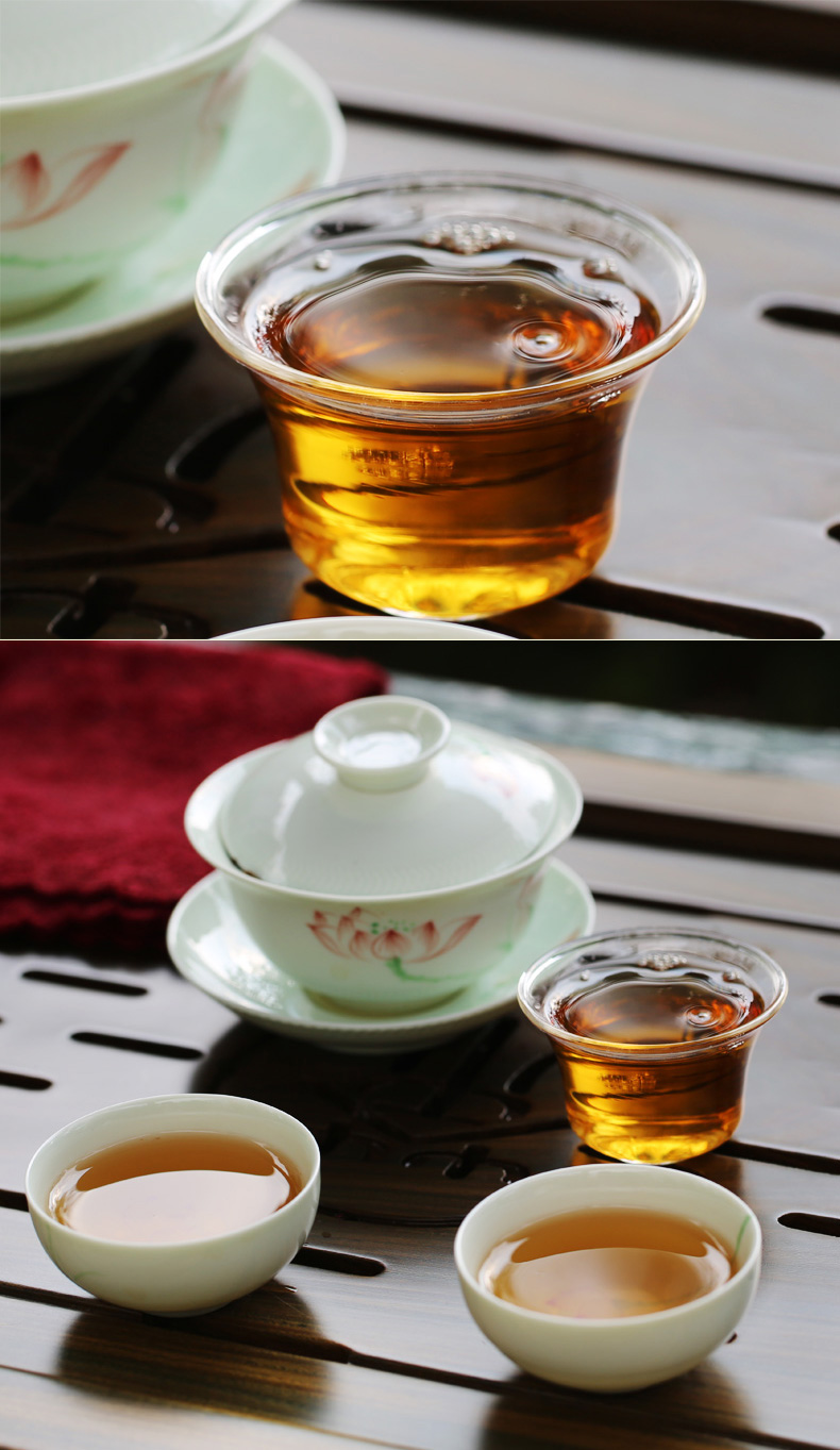 yunnan white buds raw ancient tree pu erh tea china moon. Black Bedroom Furniture Sets. Home Design Ideas